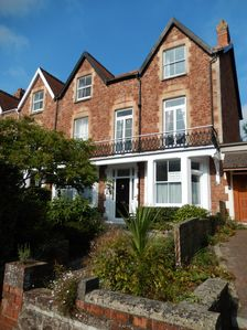 Photo for Spacious Ground Floor Flat in Grand Victorian Townhouse near Sea and High Street