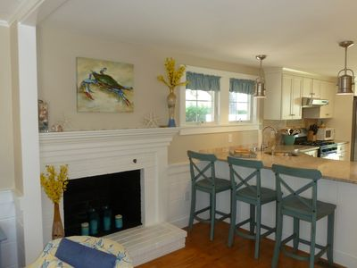 Photo for Beautifully renovated 3 bedroom w/ central air