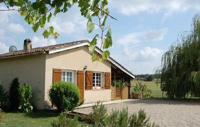 Photo for 3BR Cottage Vacation Rental in Monclar, Nouvelle-Aquitaine