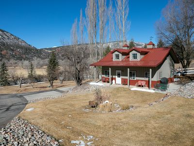 Photo for Durango Barn . . . private and cozy in the coveted, Animas River Valley.