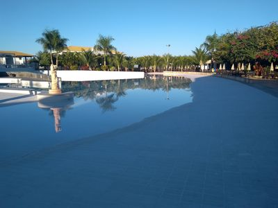 Photo for Flat in Resort with Thermal Water Pools