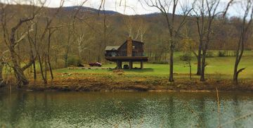 Chalet In West Virginia On The Cacapon River