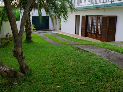 Photo for House Angra do Heroismo Holiday in quiet area w / view of mountain and waterfront.