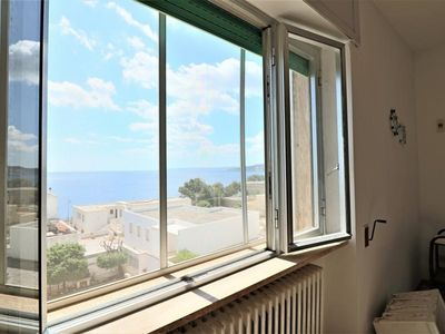 Photo for Holiday independent house on the first floor in Santa Cesarea Terme