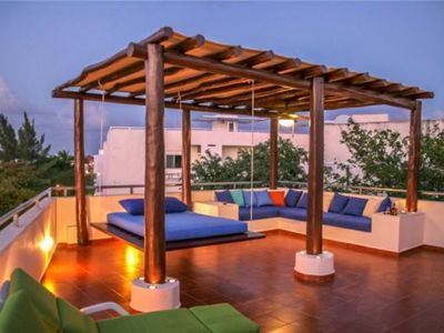 Photo for Great 2 Bedroom Penthouse In The Heart Of Playa Del Carmen