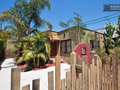 Completely remodeled adorable cottage in the heart of Silver Lake in LA