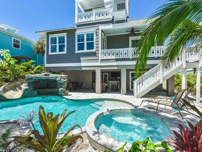 Photo for Paradise Awaits in this Amazing Home Just Steps to the Beach