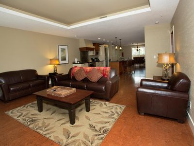 Photo for Spacious And Luxurious Solara Resort Condo In Beautiful Canmore, AB
