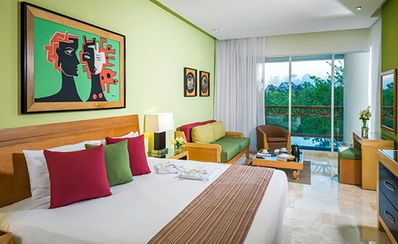 Photo for Vidanta Grand Mayan 1 BR 1 BA Suite With Kitchen Sleeps 6 - Cancun Riviera Maya