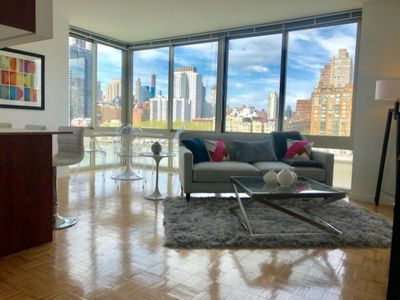 Photo for Furnished 3 Bedroom Apartment in Manhattan