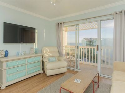 Photo for Island Escape! - Steps to the Sand w/ Resort Amenities/ Heated Pool/Ocean View