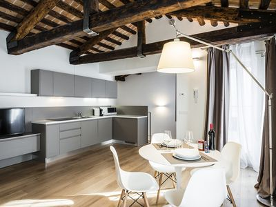 "Photo for MyPlace Piazze di Padova - Luxury Apartment in ""Piazza dei Signori"""