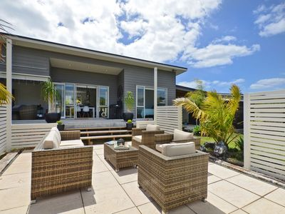 Photo for Little Pearl of Vista Verano - Mangawhai Holiday Home