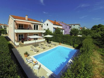 Photo for Modern villa - apartment with private pool, nice covered terrace, high privacy