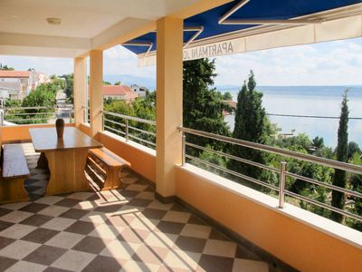 Photo for Apartment Tanja (SRD403) in Starigrad-Paklenica - 8 persons, 4 bedrooms