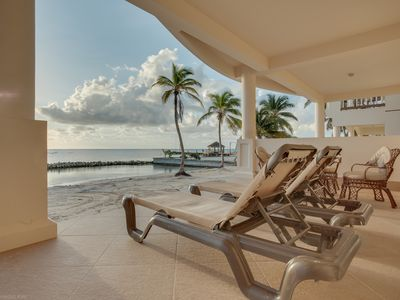 """Photo for """"ON THE BEACH"""" OCEANFRONT!   BOOK EARLY FOR THIS CONDO! ONLY A FEW AT RESORT!"""