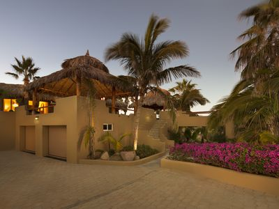 Photo for Beach Front Villa on the Sea of Cortez. Private pool,  Luxury accommodations