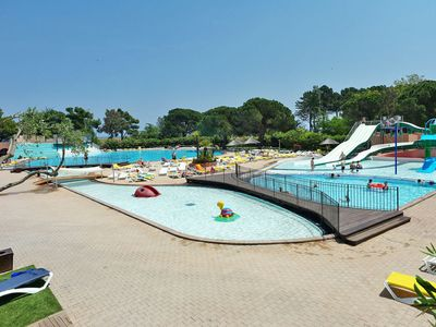 Photo for Vacation home Camping Le Solei (AGL202) in Argelès sur Mer - 6 persons, 3 bedrooms