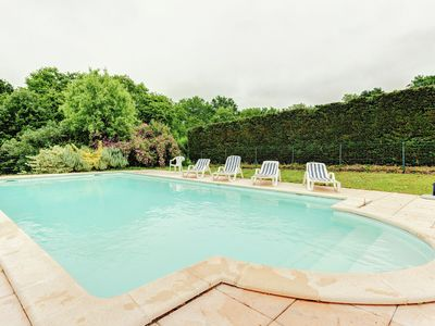 Photo for Serene Holiday Home in Besse with Swimming Pool