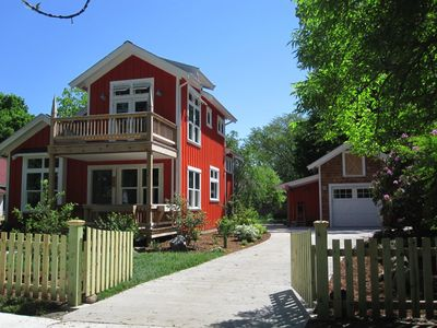 Photo for Hansel And Gretel Cottage Downtown Saugatuck