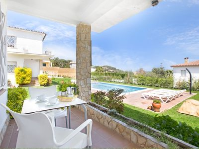 Photo for Cozy Apartment in Sant Feliu de Guíxols with Swimming Pool