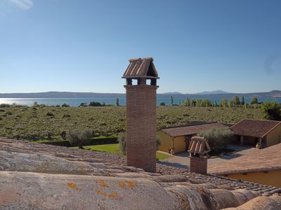Photo for Apartments In Agritourism  Podere Arlena,  Just On The Shore Of Bolsena Lake