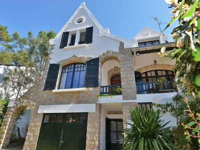 Photo for Bauloise villa totally renovated 600m from the beach!