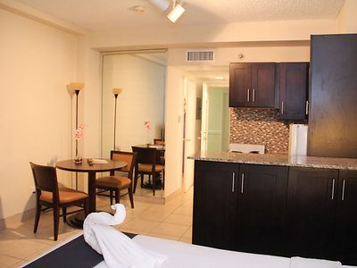 Photo for Apartment Collins in Miami/Miami Beach - 4 persons, 1 bedrooms