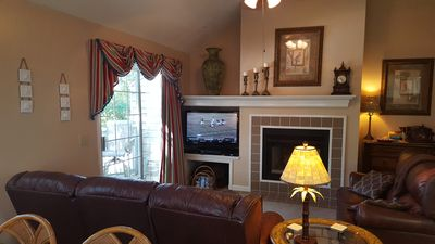Photo for Great fall rates! Golf Cart, WiFi, Cable HDTVs and Bicycles Included Free!