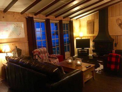 Photo for 2BR Cabin Vacation Rental in Val Quentin, AB