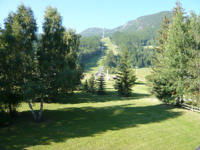 Photo for Apartment at the foot of the slopes mountain view south!