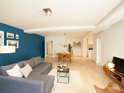Photo for 1BR Apartment Vacation Rental in Brussels