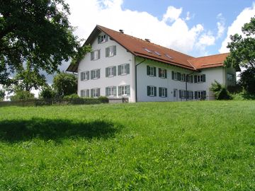 Apartments in quiet seclusion with Alpenblick - Ferienwohnung 4