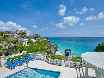 Photo for Windermere Villa Oceanfront Beauty Barbados