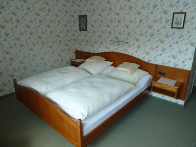 Photo for Double Room 3 - Gästehaus Fleck