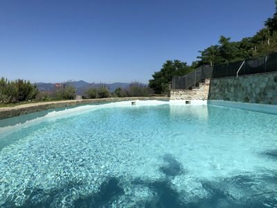 Photo for PODERE BEATRICE 20P, with large pool, free WI-FI, BBQ, near Cinque Terre