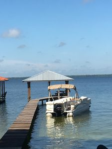 Photo for Lake June- suset views, boating and Fishing, Disney World and Sebring Race