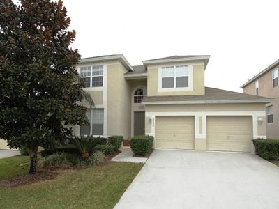 Photo for Windsor Hills Resort - 5BD / 5BA Pool Home Near Disney - Gold - RWH551