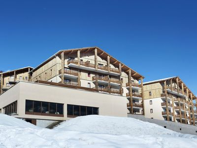 Photo for Apartment in the active Pra Loup and Espace Lumière