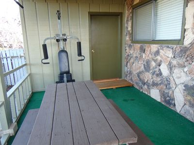 Photo for 1BR House Vacation Rental in Oakhurst, California