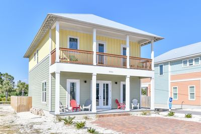 One Step Closer is a 4 bedroom, 3 bathroom beach vacation home