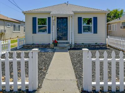 Photo for 2BR House Vacation Rental in Yuba City, California