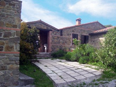 Photo for 2BR Apartment Vacation Rental in Paciano, Umbrien