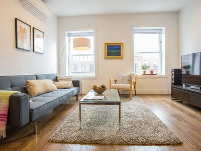 Photo for Sunny & Spacious Williamsburg 2 Bedroom / 2 Bathroom