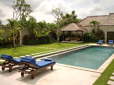 Photo for Villa Santai - Drupadi - luxury 4 bedrooms serviced villa - Travel Keys