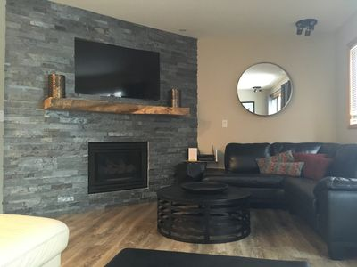 Photo for Ideal location.  Cozy Sunpeaks townhouse great for famillies or groups