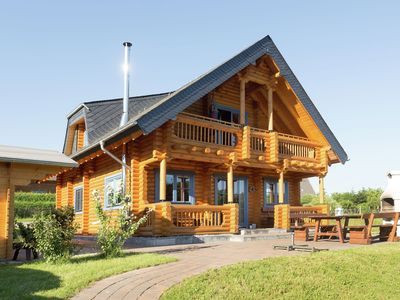 Photo for Unique wooden holiday home in the beautiful Sauerland with garden, terrace, sauna