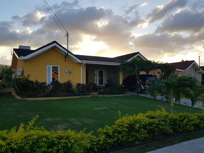 Photo for Yaso Nice - Fully A/C 3 Bedroom Ensuite. 5 minutes to Dunn's River. Pool & WIFI