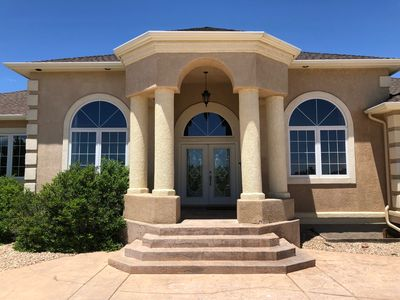 Photo for Private Resort Style Living, Indoor Pool, Theater, and Golf Course