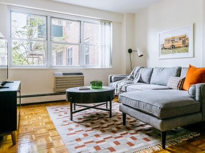 Photo for Sonder | JFK Historic Site | Stylish 1BR + Gym